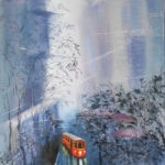 Картина маслом Трамвай желания